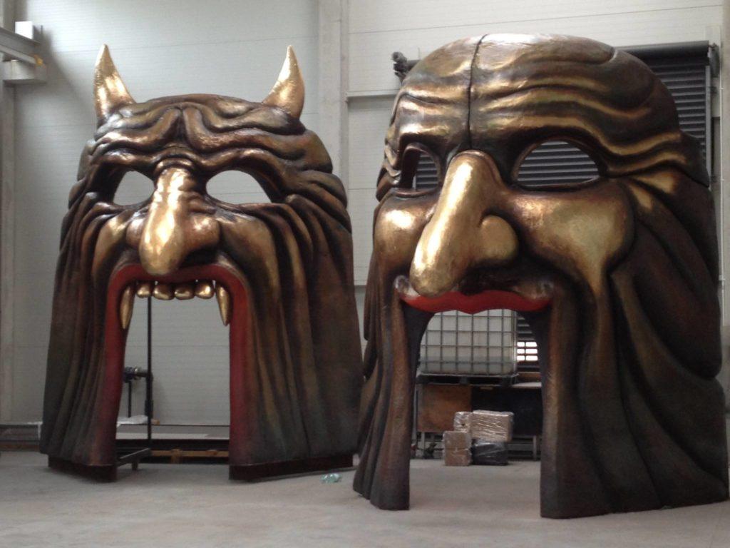 Dekoracje teatralne Deko-Bau