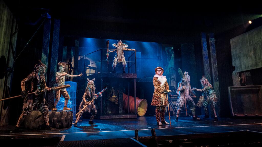 Dekoracje teatralne i operowe